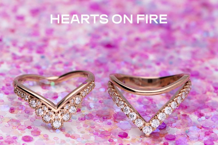 The New Hearts on Fire Hayley Paige Collection: The Collaboration of the Century
